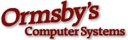 Visit Ormsby's Computer Systems home page